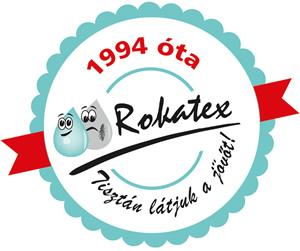 Rokatex kft. logó