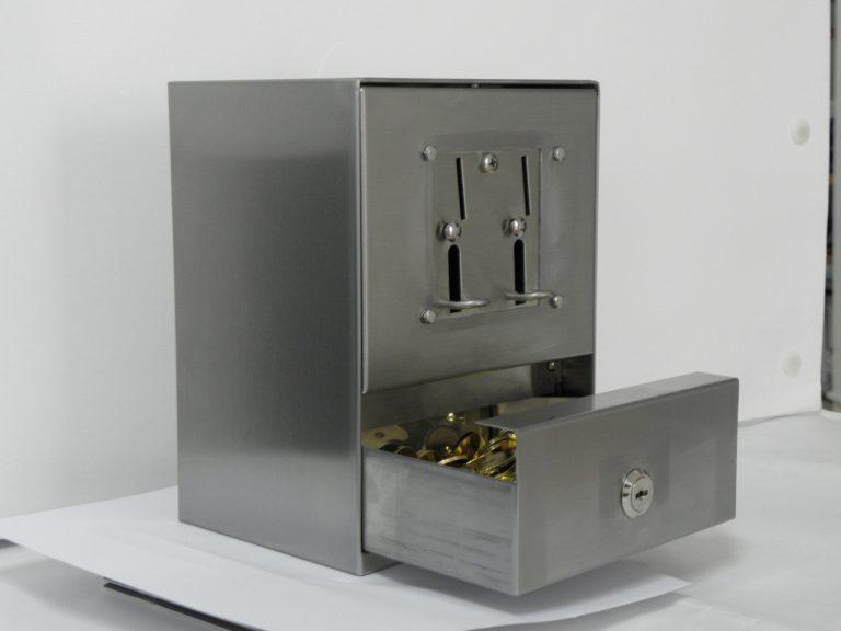Egyedi fizetőeszköz - LS Coin box 2